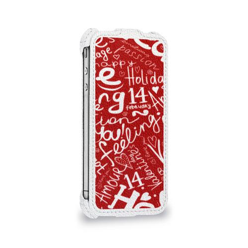 Чехол для Apple iPhone 4/4S flip  Фото 05, 14 February