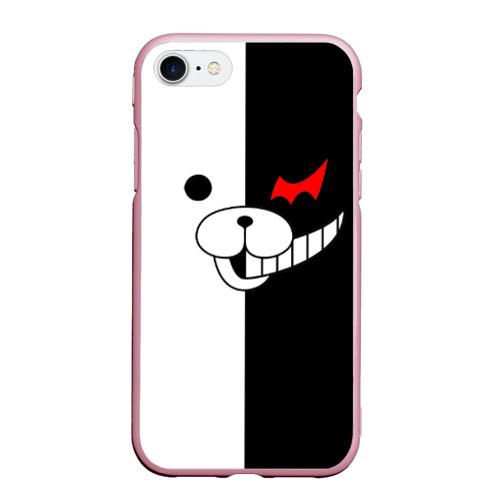 Чехол для iPhone 7/8 матовый Monokuma Фото 01