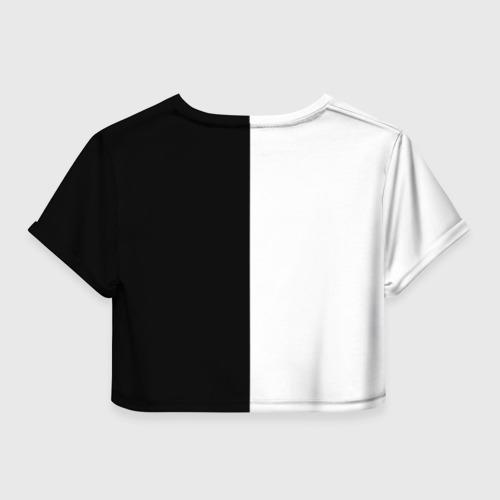 Женская футболка Crop-top 3D Monokuma Фото 01