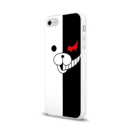 Чехол для iPhone 5/5S глянцевый Monokuma Фото 01