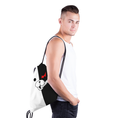 Рюкзак-мешок 3D Monokuma Фото 01