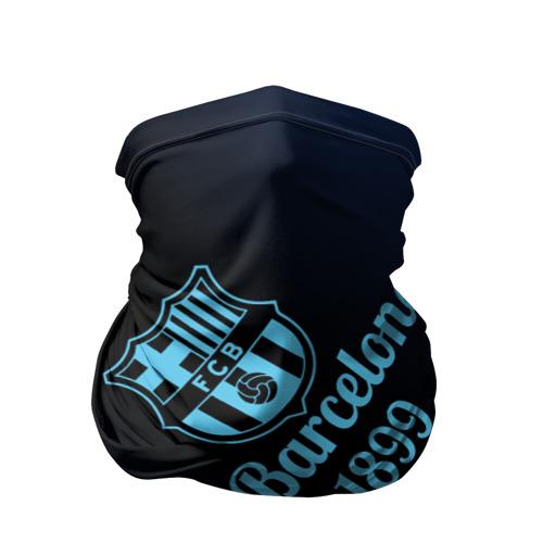 Бандана-труба 3D FC Barcelonа