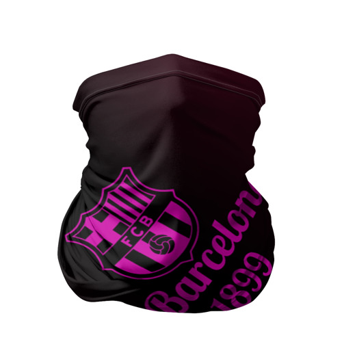 Бандана-труба 3D FC Barcelona