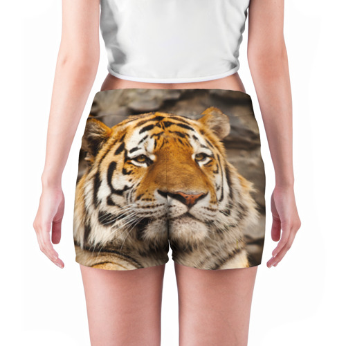 Женские шорты 3D  Фото 04, Тигр