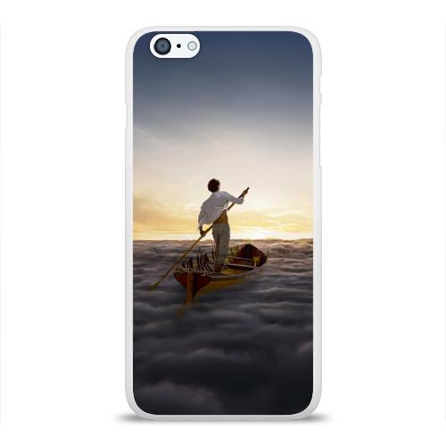 Чехол для Apple iPhone 6Plus/6SPlus силиконовый глянцевый  Фото 01, Pink Floyd
