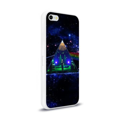 Чехол для Apple iPhone 5/5S силиконовый глянцевый  Фото 02, Concert