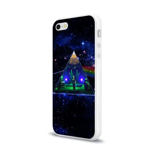 Чехол для Apple iPhone 5/5S силиконовый глянцевый  Фото 03, Concert