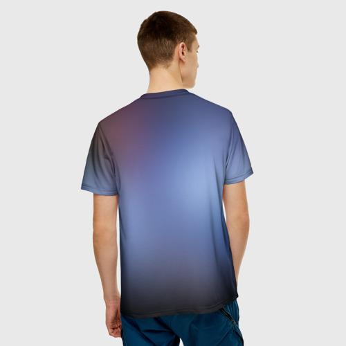 Мужская футболка 3D  Фото 02, SPACE