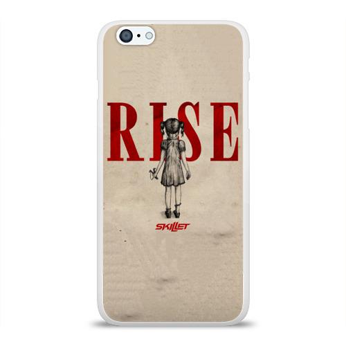 Чехол для Apple iPhone 6Plus/6SPlus силиконовый глянцевый  Фото 01, Rise