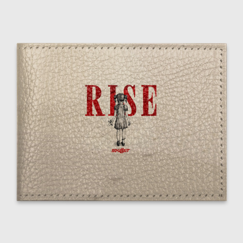 Обложка для студенческого билета  Фото 01, Rise