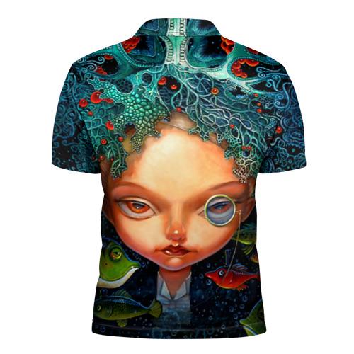 Мужская рубашка поло 3D  Фото 02, Fantasy art