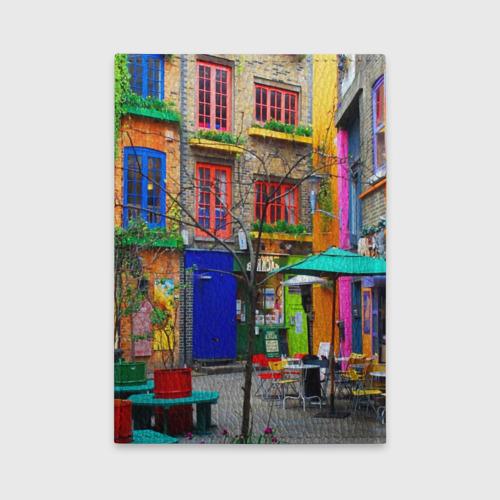 Обложка для автодокументов  Фото 02, Улицы Лондона