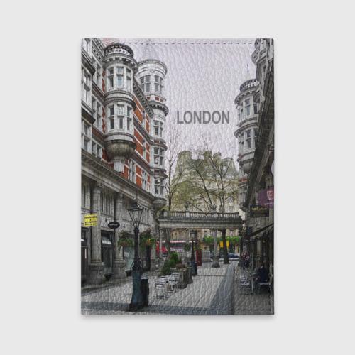 Обложка для автодокументов  Фото 01, Улицы Лондона