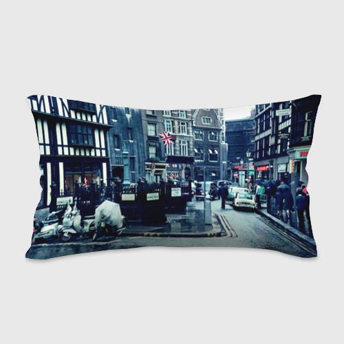 Подушка 3D антистресс  Фото 02, Улицы Лондона