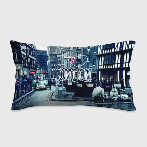 Подушка 3D антистресс  Фото 01, Улицы Лондона