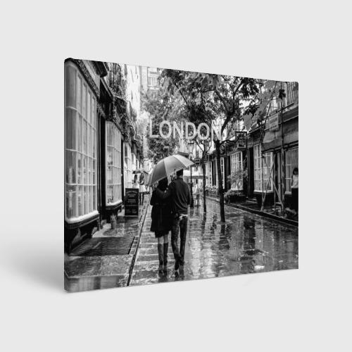 Холст прямоугольный  Фото 01, Улицы Лондона