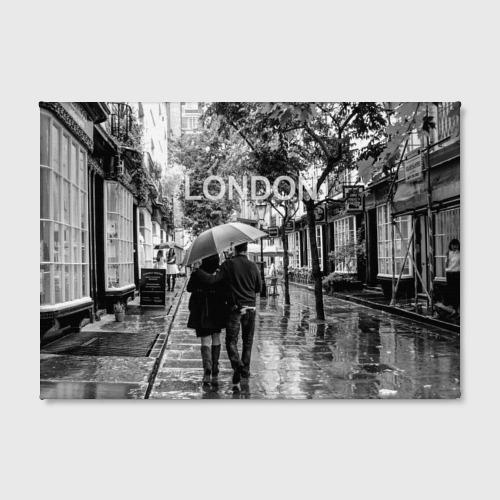 Холст прямоугольный  Фото 02, Улицы Лондона