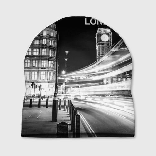 Шапка 3D Улицы Лондона