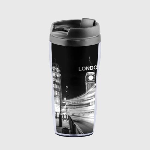 Термокружка-непроливайка Улицы Лондона
