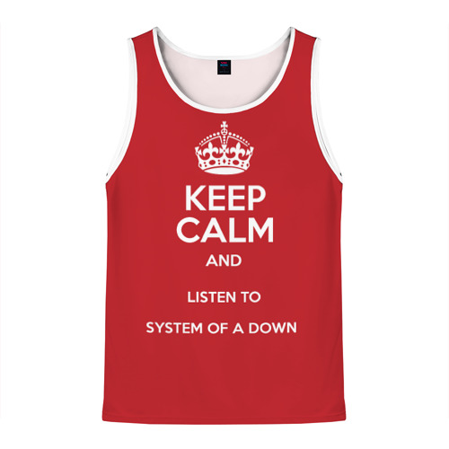 Keep Calm SOAD