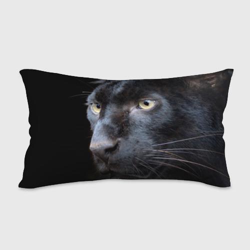 Подушка 3D антистресс Черная пантера Фото 01