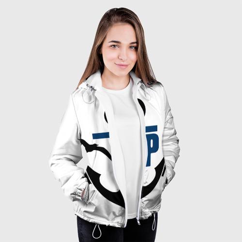Женская куртка 3D  Фото 04, Типичный речник