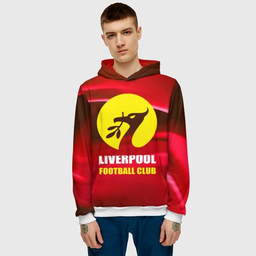Мужская толстовка 3D  Фото 03, Liverpool