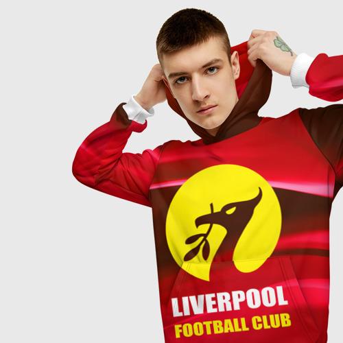 Мужская толстовка 3D  Фото 01, Liverpool