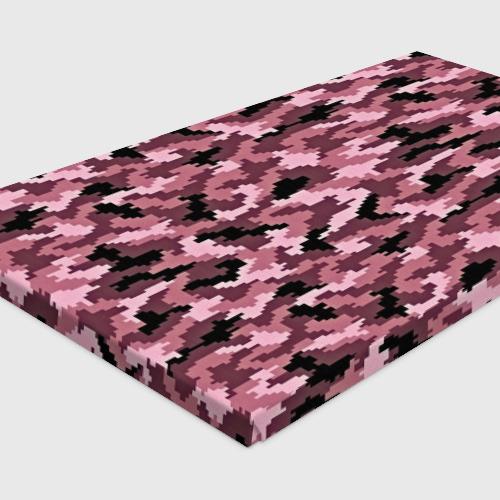 Холст прямоугольный  Фото 04, Розовый камуфляж