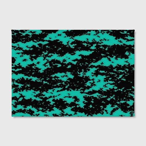 Холст прямоугольный  Фото 02, Пиксели