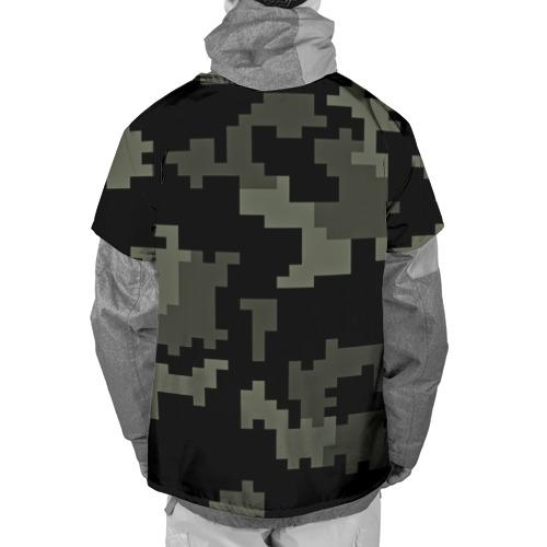 Накидка на куртку 3D  Фото 02, Городской камуфляж
