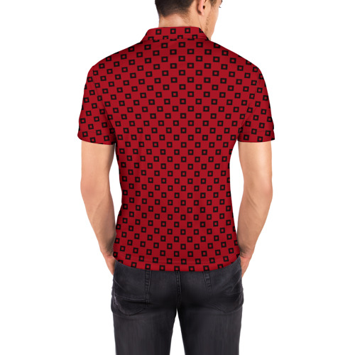 Мужская рубашка поло 3D  Фото 04, Good Morning