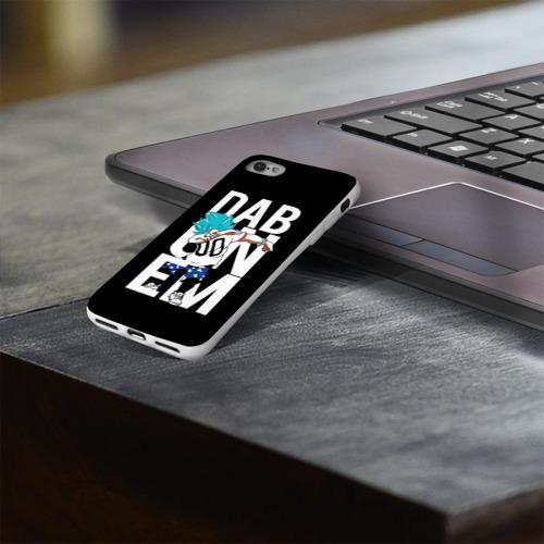Чехол для Apple iPhone 8 силиконовый глянцевый  Фото 03, Super God Dab