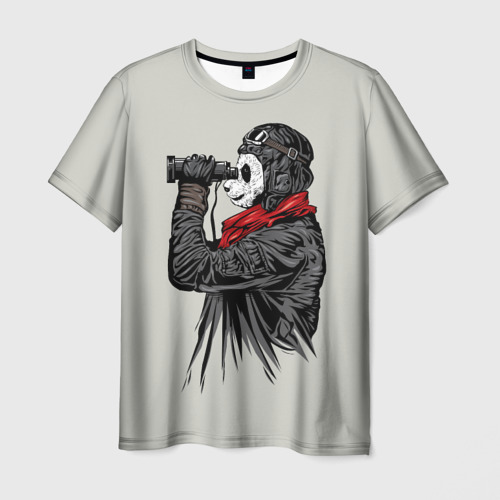 Панда танкист