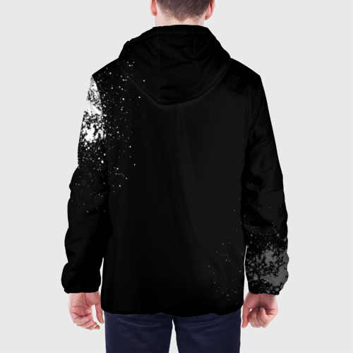 Мужская куртка 3D  Фото 05, cs:go - SK Gaming (Black collection)