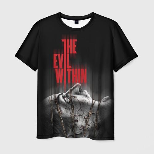 Мужская футболка 3D  Фото 03, The Evil Within
