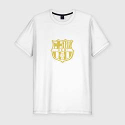 FC Barcelona - Yellow Paint (Оригинальный стиль,рисунок краской)