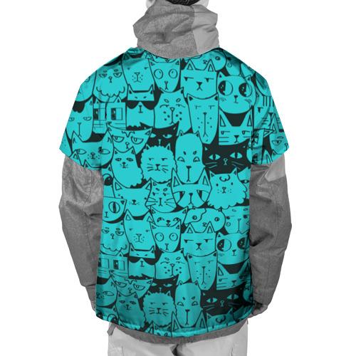 Накидка на куртку 3D  Фото 02, Котейки 4