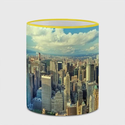 Кружка с полной запечаткой New York Фото 01