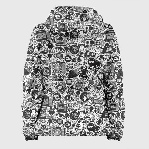 Женская куртка 3D  Фото 02, Стикербомбинг