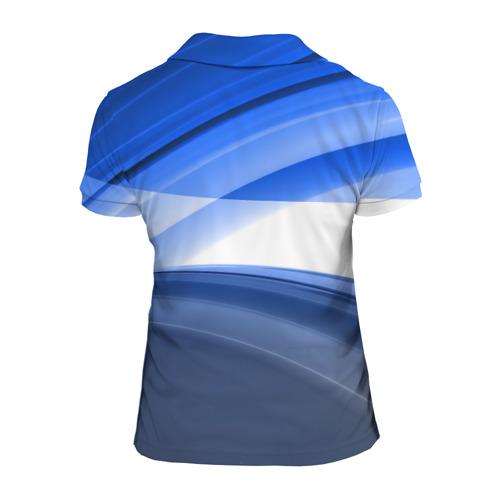 Женская рубашка поло 3D  Фото 02, Alfa Romeo