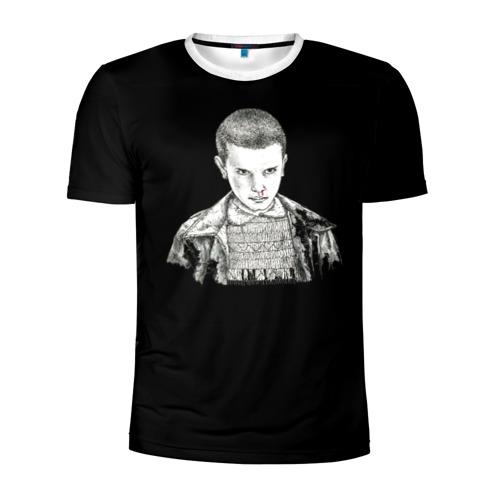 Мужская футболка 3D спортивная  Фото 01, Очень странные дела