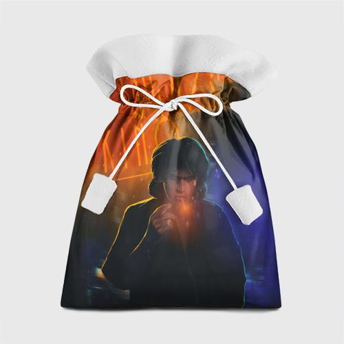 Подарочный 3D мешок Виктор Цой