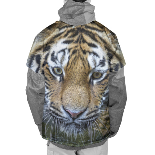 Накидка на куртку 3D  Фото 02, Тигр