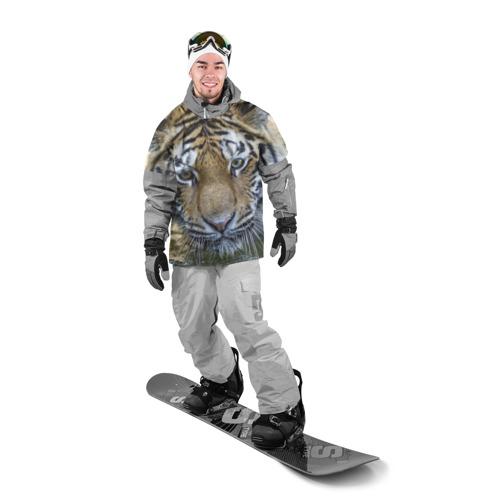 Накидка на куртку 3D  Фото 03, Тигр