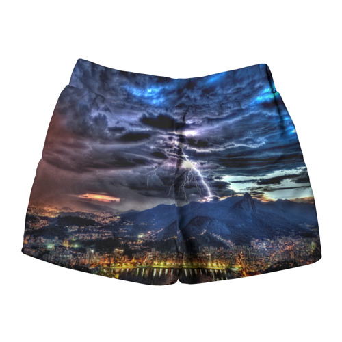 Женские шорты 3D  Фото 02, Рио-де-Жанейро