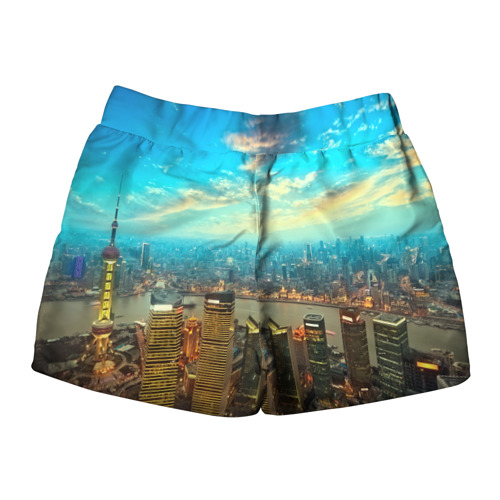 Женские шорты 3D  Фото 02, Шанхай