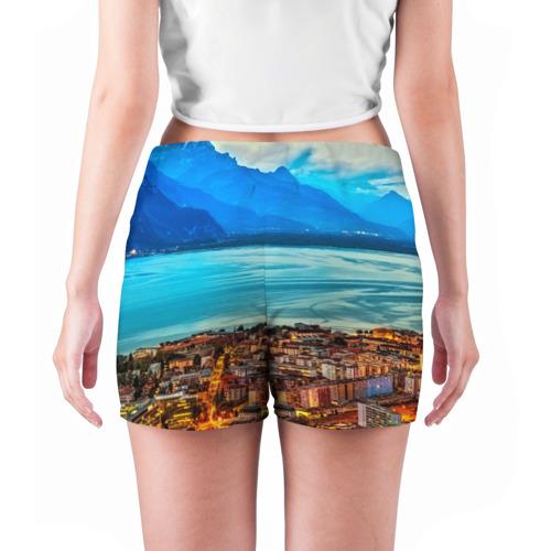 Женские шорты 3D  Фото 04, Швецария