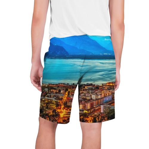 Мужские шорты 3D  Фото 02, Швецария