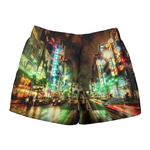 Женские шорты 3D  Фото 02, Токио